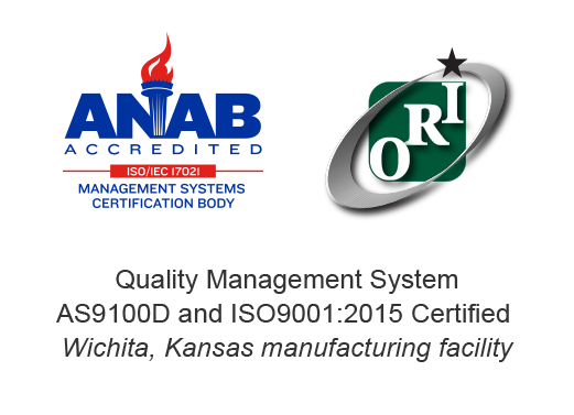 Quality Management System AS9100D and ISO9001:2015 Certified — Mobile Image