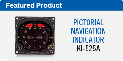 KI-525A Pictorial Navigation Indicator