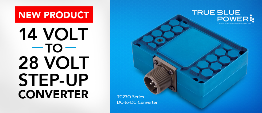 TC230 18-volt to 28-volt Step-up Converter
