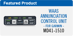 MD41-1510 (MD41 Annunciation Control Unit)