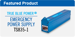 MD835-1 (TS835 Emergancy Power Supply)