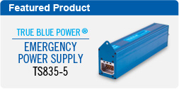 MD835-5 (TS835 Emergancy Power Supply)