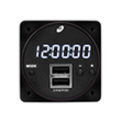MD93 Digital Clock/USB Charger