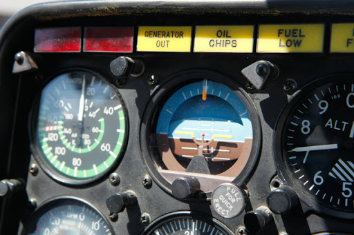 Attitude Indicator Explained: Why is my attitude indicator