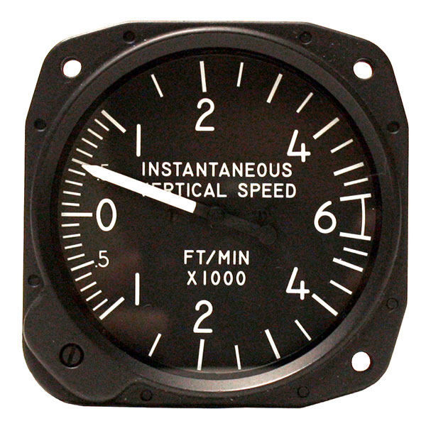 7160c-43 Instantaneous Vertical Speed Indicator